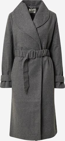 Guido Maria Kretschmer Collection Ανοιξιάτικο και φθινοπωρινό παλτό 'Milena' σε γκρι