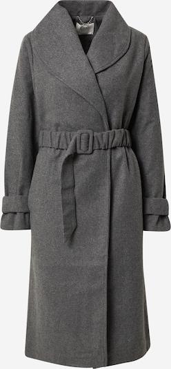 Guido Maria Kretschmer Collection Between-Seasons Coat 'Milena' in Dark grey, Item view