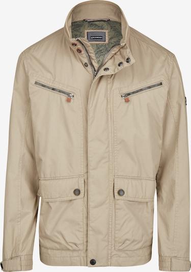 CALAMAR Fieldjacket - Leichte Baumwolljacke in beige, Produktansicht