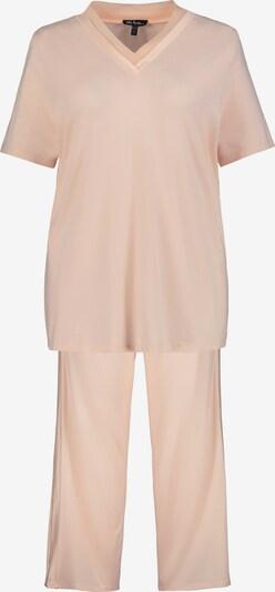 Ulla Popken Pyjama in de kleur Rosa, Productweergave