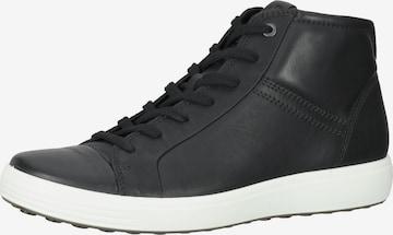 ECCO Sneaker in Schwarz