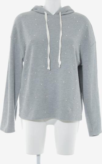 ZARA Sweater & Cardigan in S in Light grey: Frontal view