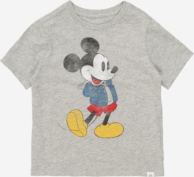 GAP T-Krekls 'Mickey', krāsa - zils / dzeltens / raibi pelēks / sarkans, Preces skats