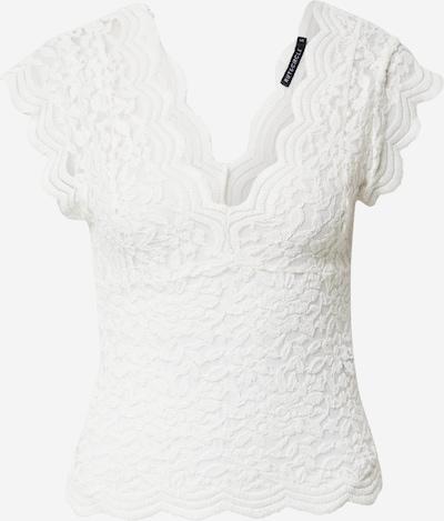Rut & Circle Bluse 'VERA' in weiß, Produktansicht