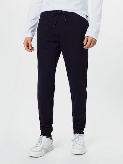 Starter Black Label Pantalon en noir, Vue avec modèle