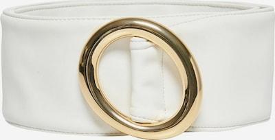 ONLY Opasek - zlatá / bílá, Produkt