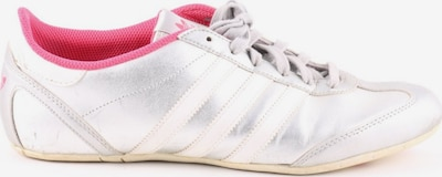 ADIDAS Schnürsneaker in 42 in pink / silber / weiß, Produktansicht