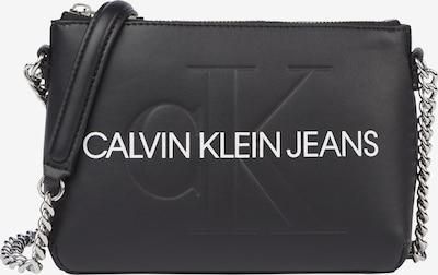 fekete / fehér Calvin Klein Jeans Válltáska, Termék nézet