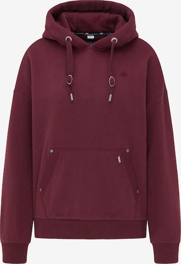 DreiMaster Vintage Sweatshirt in burgunder, Produktansicht