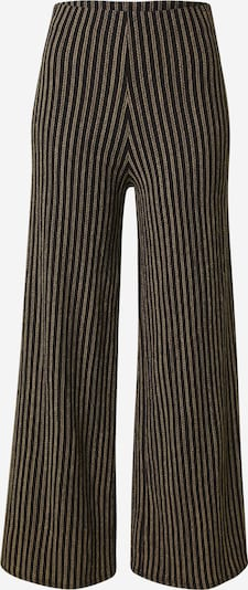 Dorothy Perkins Pantalon en beige / noir, Vue avec produit