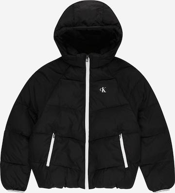 Calvin Klein Jeans Between-season jacket in Black