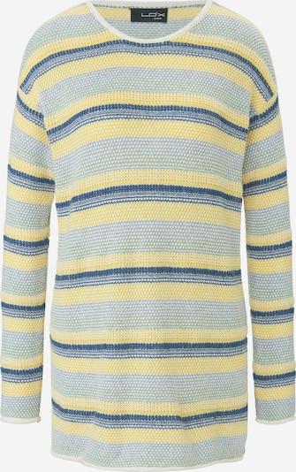 Looxent Pullover in gelb / mischfarben, Produktansicht
