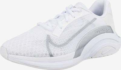 NIKE Športni čevelj 'Superrep Surge' | srebrno-siva / bela barva, Prikaz izdelka