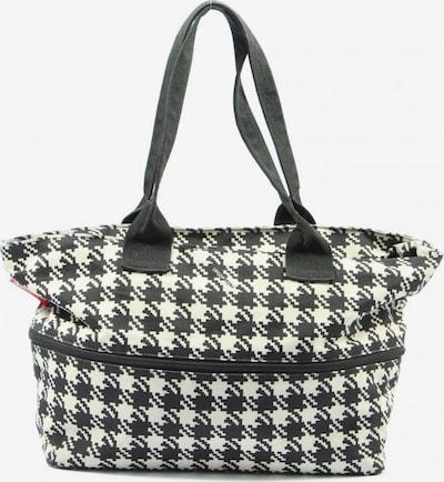 REISENTHEL Stofftasche in One Size in schwarz / weiß, Produktansicht