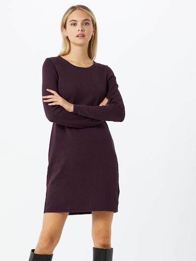 EDC BY ESPRIT Kleid in aubergine, Modelansicht