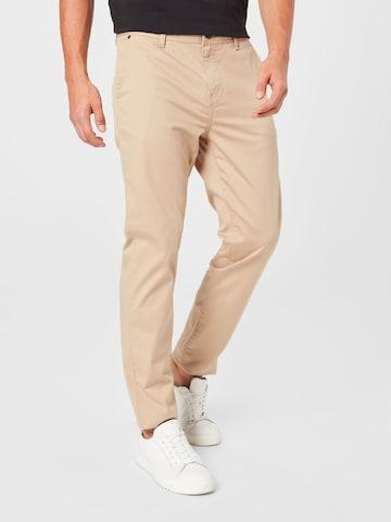 Pantalon chino 'Stuart' SCOTCH & SODA en beige