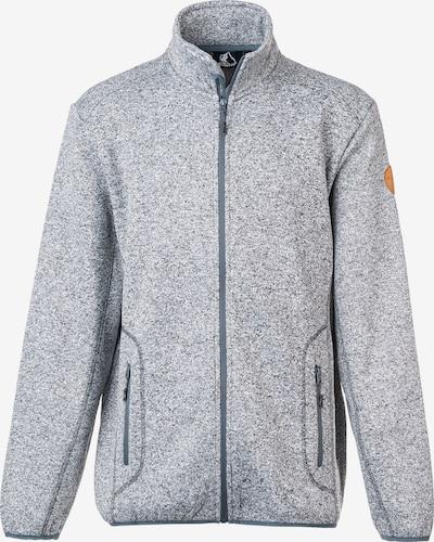 Whistler Fleecejacke in grau, Produktansicht