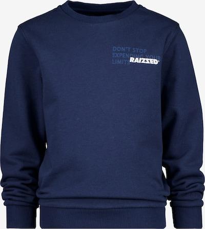 Raizzed Sudadera 'NEWINGTON' en azul oscuro / blanco, Vista del producto