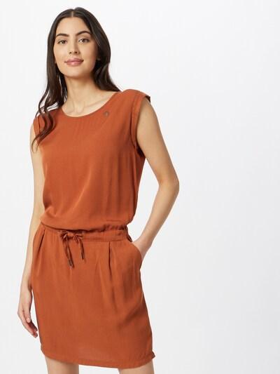 Ragwear Letné šaty 'Mascarpone' - hrdzavohnedá, Model/-ka