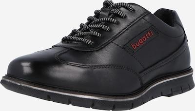Sportinio stiliaus batai su raišteliais 'Simone' iš bugatti, spalva – raudona / juoda, Prekių apžvalga