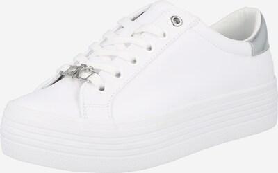 Calvin Klein Jeans Baskets basses en blanc, Vue avec produit