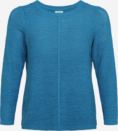 ONLY Carmakoma Pullover in hellblau, Produktansicht