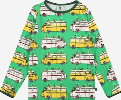 Småfolk T-Shirt 'Ambulance' en pomme / mélange de couleurs, Vue avec produit