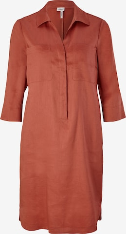s.Oliver BLACK LABEL Kleid in Orange