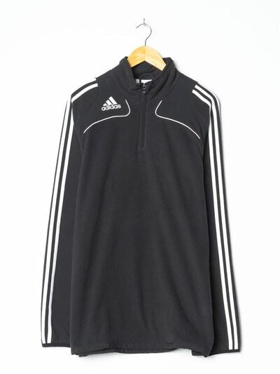 ADIDAS Fleece in L in schwarz, Produktansicht