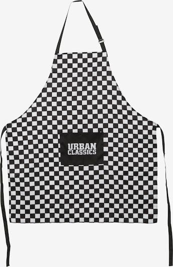 Urban Classics Barbecue-Set in schwarz / weiß, Produktansicht