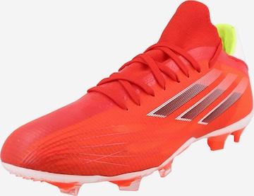 ADIDAS PERFORMANCE Jalgpallijalats 'SPEEDFLOW.2', värv punane