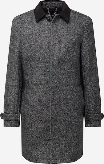 River Island Prechodný kabát - čierna melírovaná, Produkt