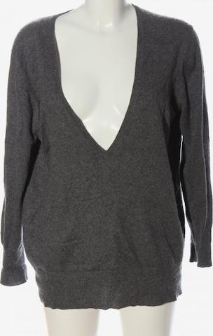 S.Marlon Sweater & Cardigan in XXL in Grey