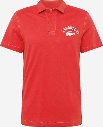 LACOSTE Тениска в светлочервено, Преглед на продукта