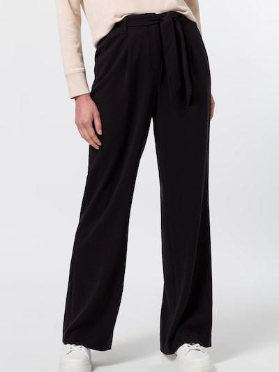 zero Hose in schwarz, Modelansicht