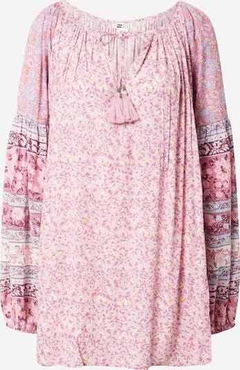 BILLABONG Kleid 'GYPSET' in gelb / beere / pink / hellpink, Produktansicht