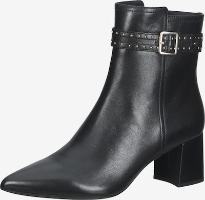 GEOX Enkellaarsjes in de kleur Zwart, Productweergave