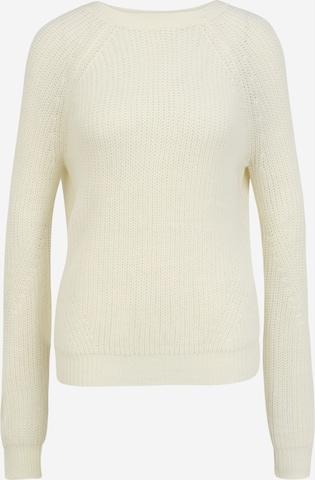 Vero Moda Tall Sweater 'LEA' in White