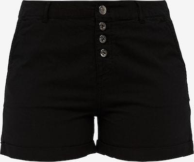 Q/S designed by Shorts in schwarz, Produktansicht