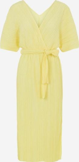 Y.A.S Jurk 'OLINDA' in de kleur Pasteelgeel, Productweergave