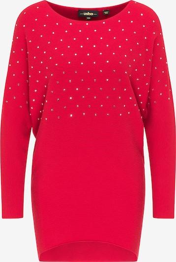 usha BLACK LABEL Sweter w kolorze malinowym, Podgląd produktu