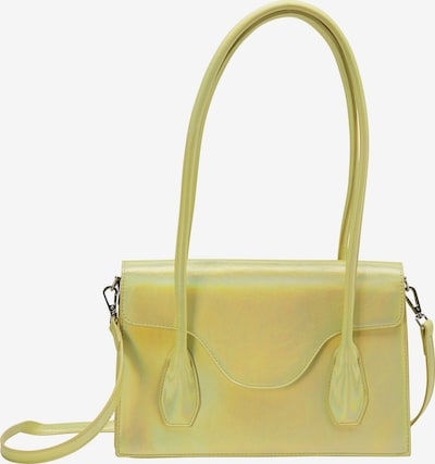 myMo NOW Handtasche in hellgelb, Produktansicht