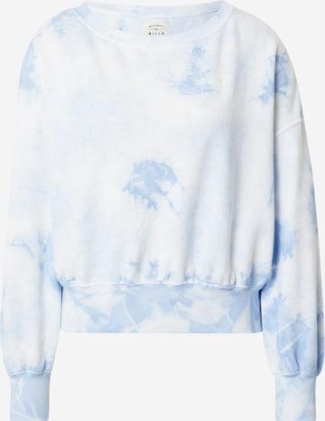 BILLABONG Sweatshirt 'LAZY WAY' in Blue