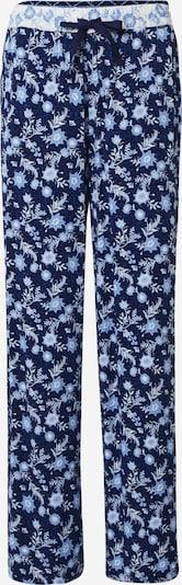 Pepe Jeans Pantalon 'LYDIA' en bleu clair / bleu foncé / blanc, Vue avec produit
