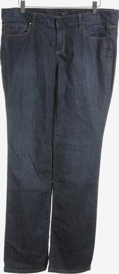 Ann Taylor Straight-Leg Jeans in 32-33 in dunkelblau / orange, Produktansicht
