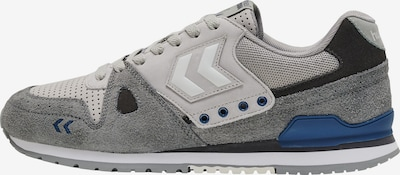 Hummel Sneakers in Blue / Grey / White, Item view