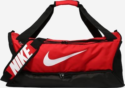 NIKE Bolsa de deporte en rojo / negro / blanco, Vista del producto