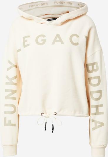 Funky Buddha Sweater majica u vuneno bijela, Pregled proizvoda