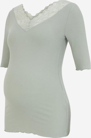 MAMALICIOUS Μπλουζάκι 'TRINA' σε πράσινο
