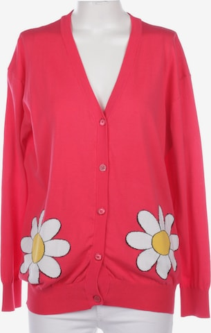 MOSCHINO Sweater & Cardigan in S in Pink